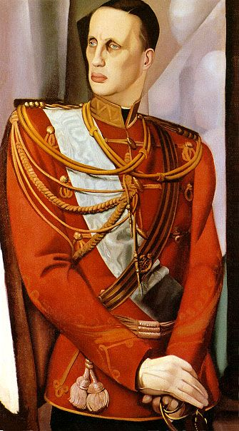 Portrait of Grand Duke Gabriel